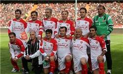 ماسالنیوز پیروزی تهران تیم پیشکسوتان