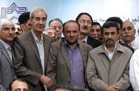 احسن اله رامهر محمود احمدی نژاد