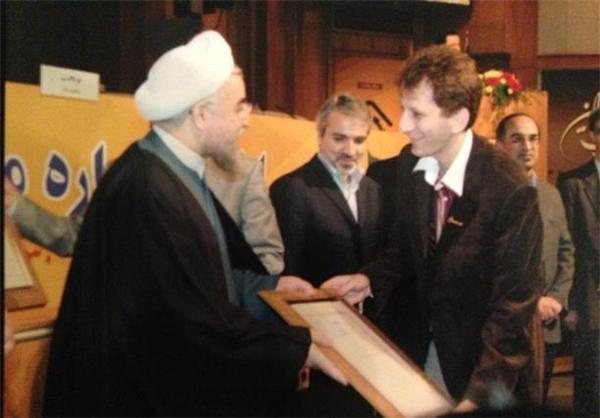 بابک زنجانی روحانی وبخت
