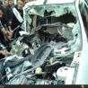 تصادف جاده ی رشت انزلی