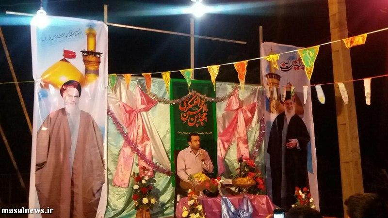 تصاویر جشن نیمه شعبان در شاندرمن عکس جشننیمه شعبان شاندرمن (11)