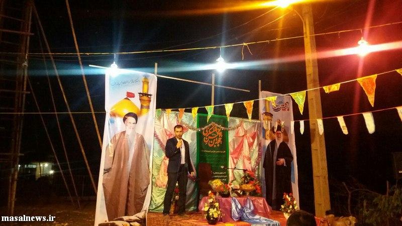 تصاویر جشن نیمه شعبان در شاندرمن عکس جشننیمه شعبان شاندرمن (12)