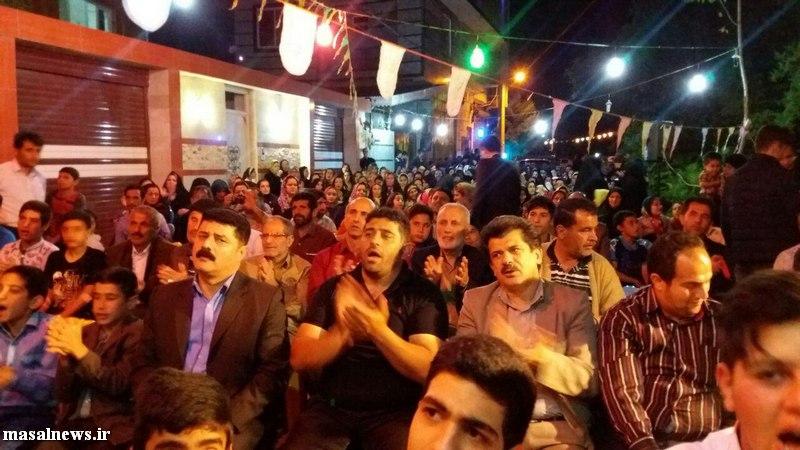 تصاویر جشن نیمه شعبان در شاندرمن عکس جشننیمه شعبان شاندرمن (2)