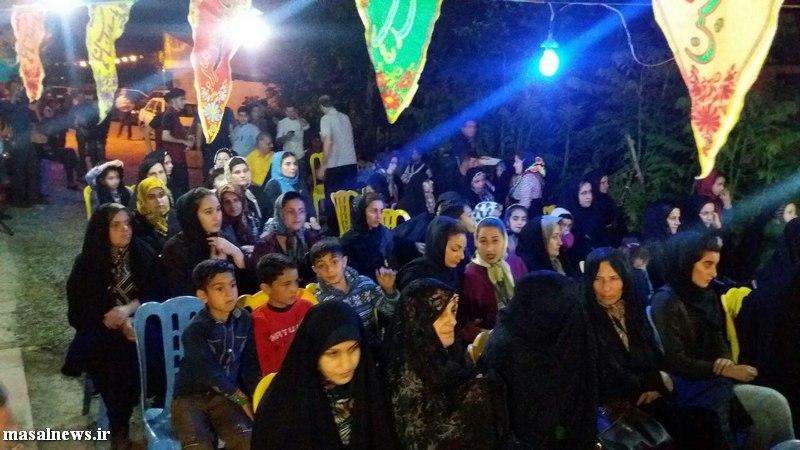 تصاویر جشن نیمه شعبان در شاندرمن عکس جشننیمه شعبان شاندرمن (7)