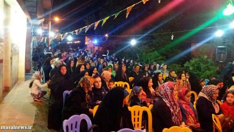 تصاویر جشن نیمه شعبان در شاندرمن عکس جشننیمه شعبان شاندرمن (9)