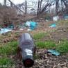 تصاویر ریختن زباله در جنگل روستای شیخ نشین شاندرمن (7)