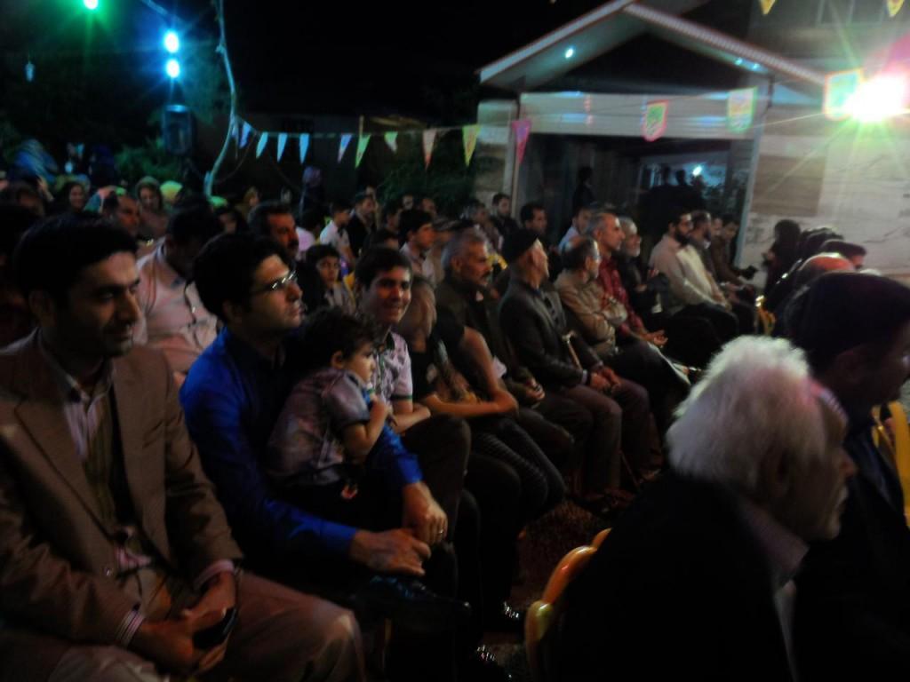 جشن میلاد امام زمان 950302 هیات محبان قمربنی هاشم شاندرمن (6)