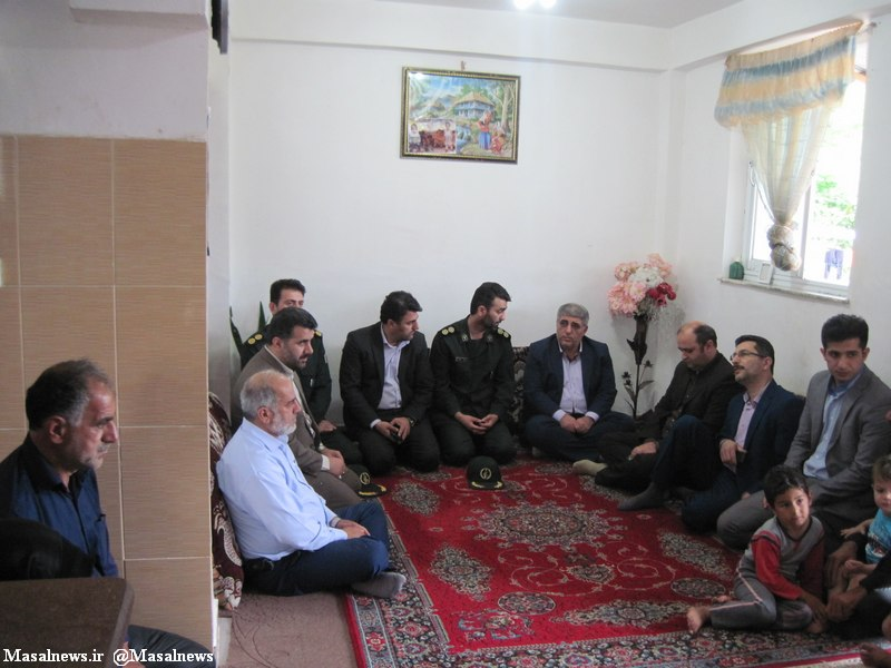 دیدار با همسر شهید محمدهزاره (3)