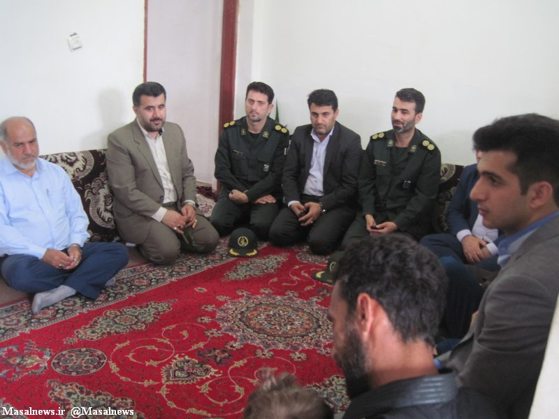 دیدار با همسر شهید محمدهزاره (5)