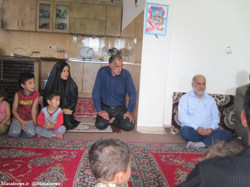 دیدار با همسر شهید محمدهزاره (6)