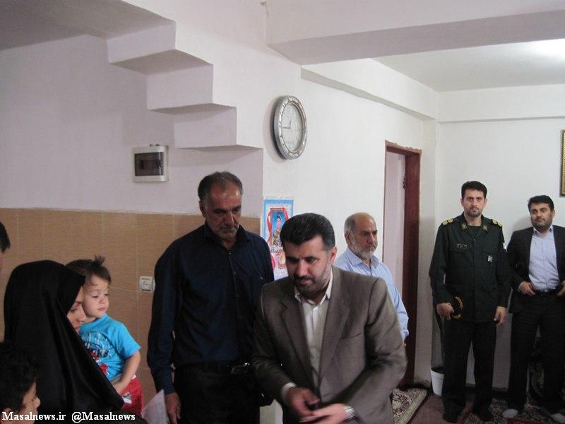 دیدار با همسر شهید محمدهزاره (8)