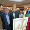 نمایشگاه آثار هنری روز دوم هفته دولت ماسال نیوز masalnews.ir 01