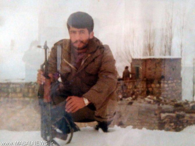 عروس کرد پیرانشهر شهیدی که تنها یک هفته پس از ازدواج به شهادت رسید