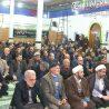 گرامیداشت هاشمی رفسنجانی 2در مسجد جامع شاندرمن 25 دی 95 ماسال نیوز3